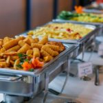 Keeping the Buffet Caterer on the up and up